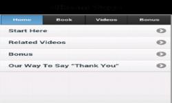Bikram Yoga App screenshot 1/3