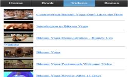 Bikram Yoga App screenshot 3/3
