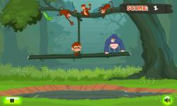 Angry Gorilla screenshot 1/5
