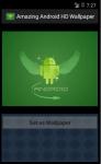Amazing Android HD Wallpaper Part 1 screenshot 4/6