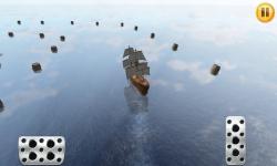 Pirate Ship Race 3D screenshot 3/6