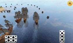 Pirate Ship Race 3D screenshot 5/6