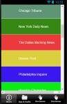 USA News USA Radio screenshot 2/3