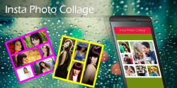 Insta Photo Collage screenshot 1/6