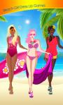 Beach Girl Dress Up Games screenshot 1/6