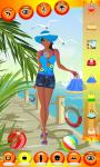 Beach Girl Dress Up Games screenshot 4/6
