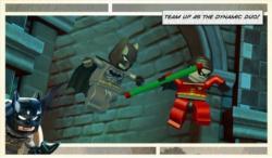 LEGO Batman Beyond Gotham master screenshot 2/6