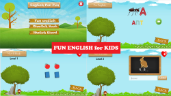 Fun English screenshot 1/4