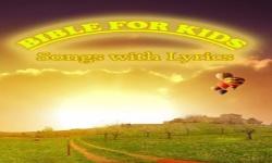 Bible Songs for Kids screenshot 1/6