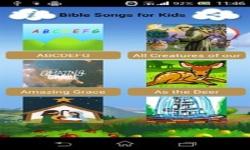 Bible Songs for Kids screenshot 2/6