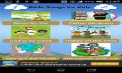 Bible Songs for Kids screenshot 4/6