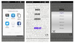 Word It - Easy Word Game screenshot 2/3