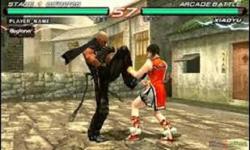 Tekken Game Full Screen  screenshot 1/6