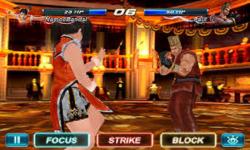 Tekken Game Full Screen  screenshot 4/6
