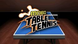 Mobi Table Tennis screenshot 1/2