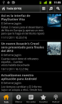El Informe Jugon screenshot 2/3