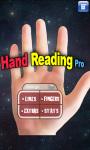 Hand Reading App screenshot 1/6