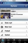 TV 2 Sporten 2010 screenshot 1/1