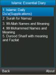 Islamic Daily Duas Surahs Durood and More screenshot 1/3