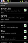 Audible TTS screenshot 2/6