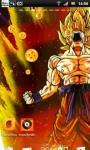 Dragon Ball Live Wallpaper 3 SMM screenshot 2/3