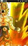 Dragon Ball Live Wallpaper 3 SMM screenshot 3/3