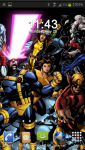 X-Men Cartoon Wallpaper screenshot 2/6