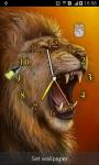 Lion Roar  alarm Clock and Flashlight screenshot 3/4