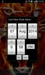 Lion Roar  alarm Clock and Flashlight screenshot 4/4