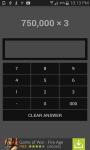 Mental Math Trainer Game screenshot 1/3