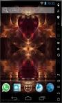 Heart In A Mirror Live Wallpaper screenshot 1/2