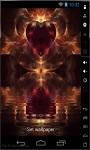Heart In A Mirror Live Wallpaper screenshot 2/2