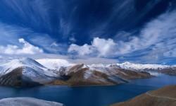 Beautiful views of White Mountain Live Wallpaper screenshot 1/6