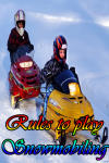 Rules to play Snowmobiling  screenshot 1/4