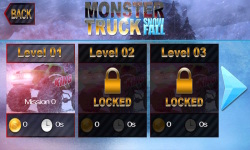 Monster Truck Snowfall screenshot 2/6