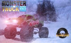 Monster Truck Snowfall screenshot 3/6