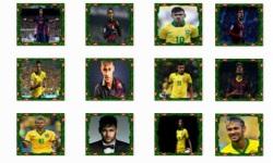 Neymar Football Player Onet Classic Game screenshot 3/3