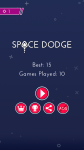 Space wars dodge screenshot 2/2