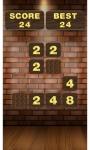 2048 Number Puzzle Free screenshot 3/6