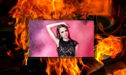 Fire Photo Selfie screenshot 3/6