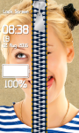 Zipper Lock Screen Funny screenshot 4/6