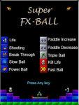 Super FX-BALL screenshot 1/1