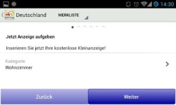 eBay Kleinanzeigen for Germany screenshot 6/6