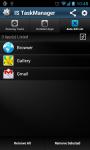 IS TaskManager screenshot 3/5