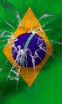 Brasil flag free screenshot 1/5