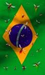 Brasil flag free screenshot 2/5