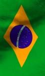 Brasil flag free screenshot 3/5