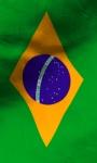 Brasil flag free screenshot 4/5