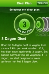 Easy Diet App NL screenshot 1/1