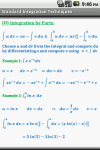 Calculus Quick Reference screenshot 5/6